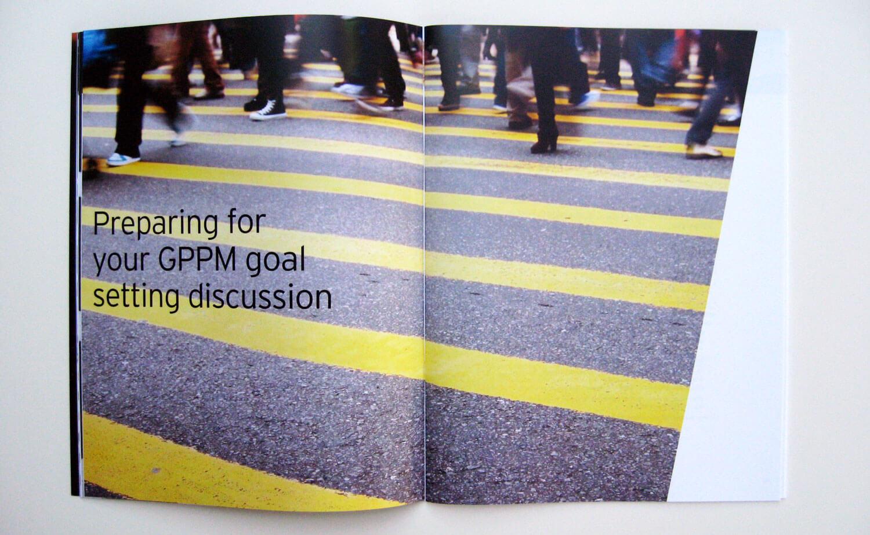 EY Brochure Design Spread