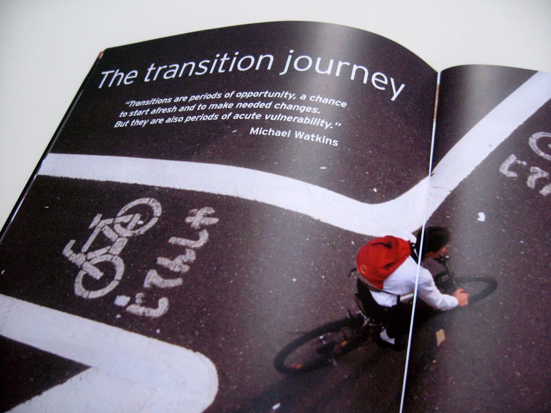 EY Brochure Design Detail
